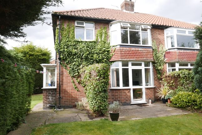 Thumbnail Semi-detached house to rent in Whin Road, York