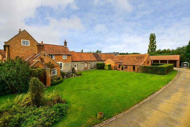 Thumbnail Detached house for sale in Moor Lane, Syerston