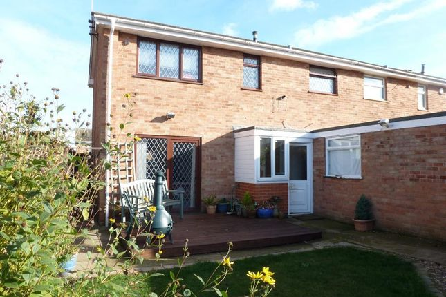 Thumbnail Property to rent in Thames Road, Grantham