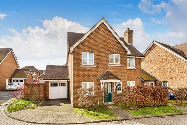 Thumbnail Detached house for sale in Little East Field, Coulsdon