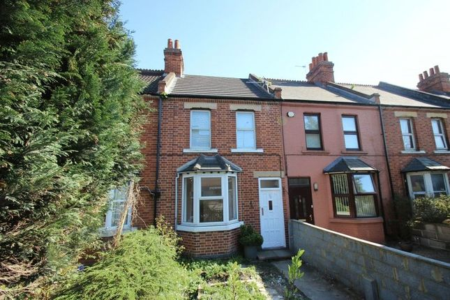 Thumbnail Terraced house to rent in West Way, Botley, Oxford