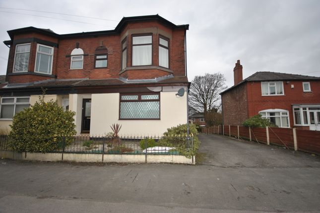 Thumbnail Flat to rent in Bolton Road, Manchester