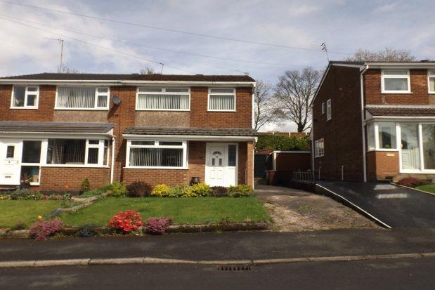Thumbnail Semi-detached house to rent in Woodville Drive, Stalybridge