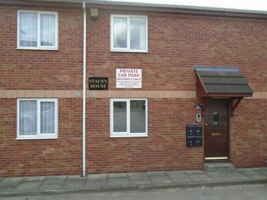 Flat to rent in Stacey House, Mexborough