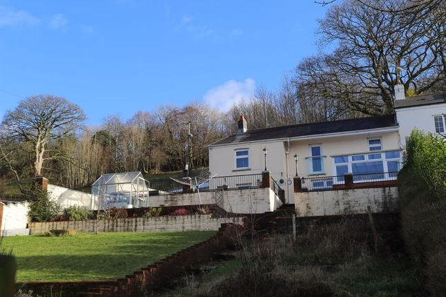 Thumbnail Semi-detached house for sale in Cwmbach, Aberdare