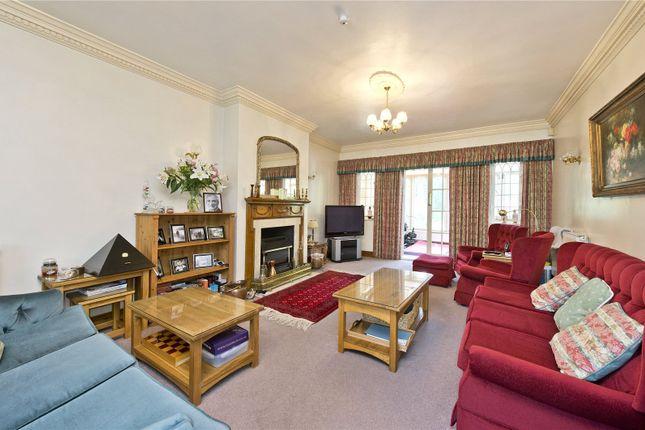 Reception Room of Roedean Crescent, Richmond Park, London SW15