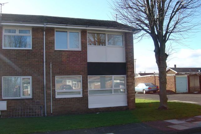 1 bed flat for sale in Kearsley Close, Seaton Delaval, Whitley Bay NE25