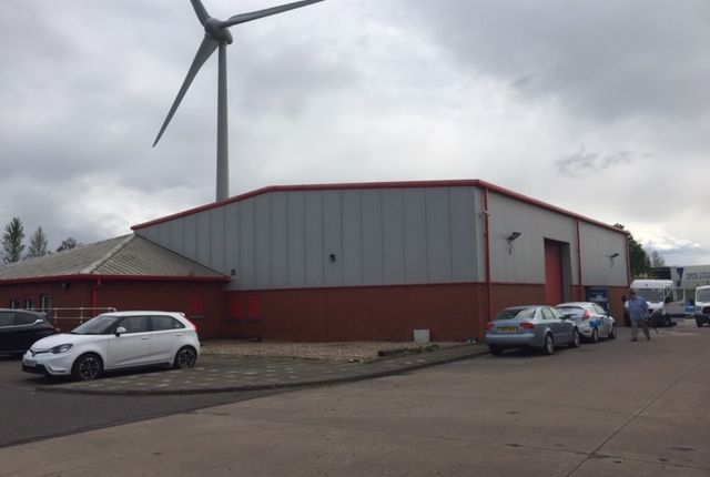 Thumbnail Industrial to let in 1 Telford Avenue, Strutherhill Industrial Estate, Larkhall