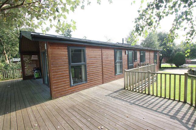 Thumbnail Property for sale in Lodge 197, Hillcroft Caravan Park, Pooley Bridge, Penrith, Cumbria