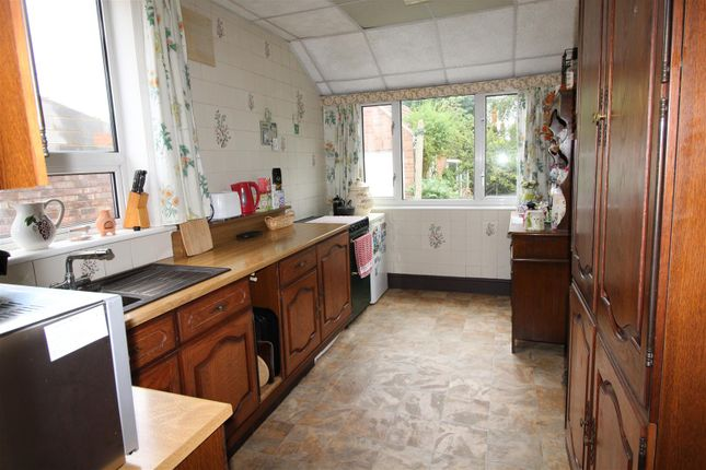Different View Of The Kitchen