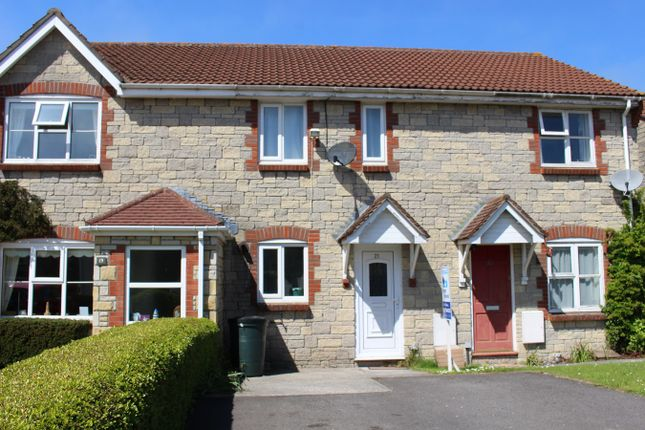 Thumbnail Terraced house for sale in Heol Y Fro, Llantwit Major