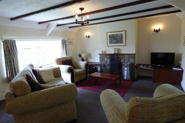 Main Lounge of Dinas Cross, Newport SA42