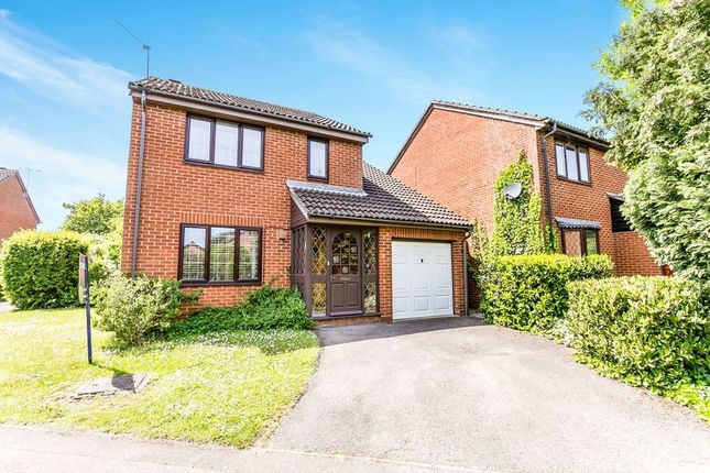 4 bed detached house to rent in Marefield, Lower Earley, Reading RG6