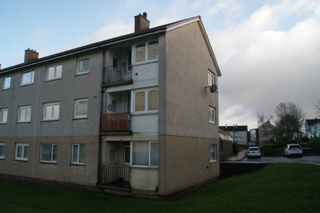 Thumbnail Flat to rent in Muirhouse Lane, East Kilbride, 0Hy