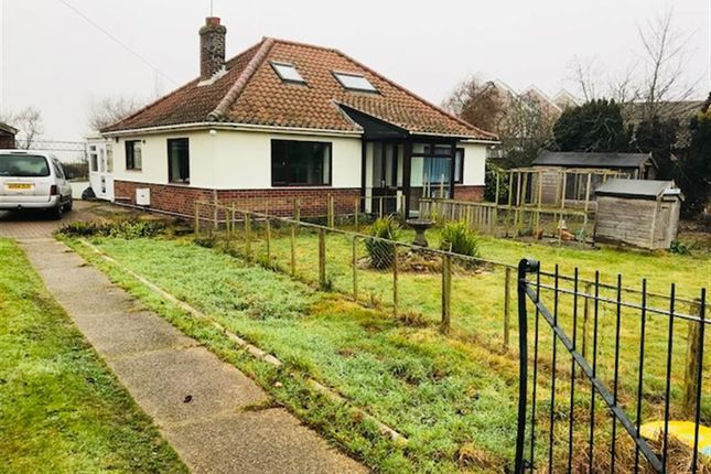 Thumbnail Bungalow for sale in Nursery Drive, Norwich Road, North Walsham