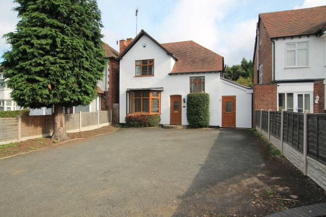 Thumbnail Detached house for sale in Chester Road, Sutton Coldfield, West Midlands