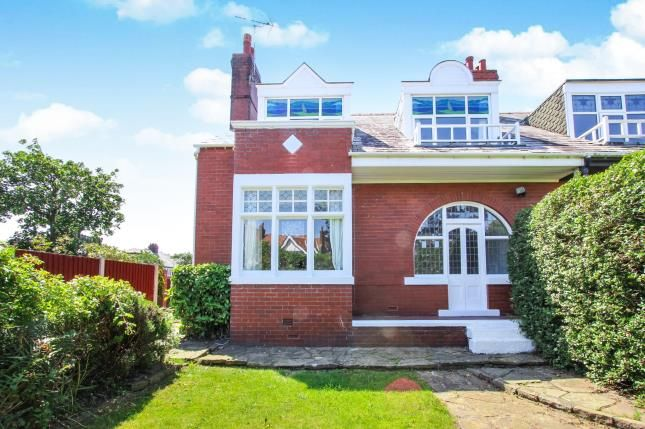 Thumbnail Semi-detached house for sale in Oxford Road, Lytham St. Annes, Lancashire, England