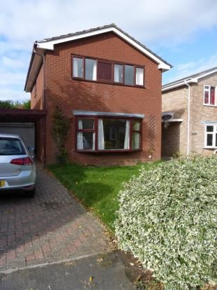 Thumbnail Detached house to rent in Rushbrook Road, Stratford Upon Avon