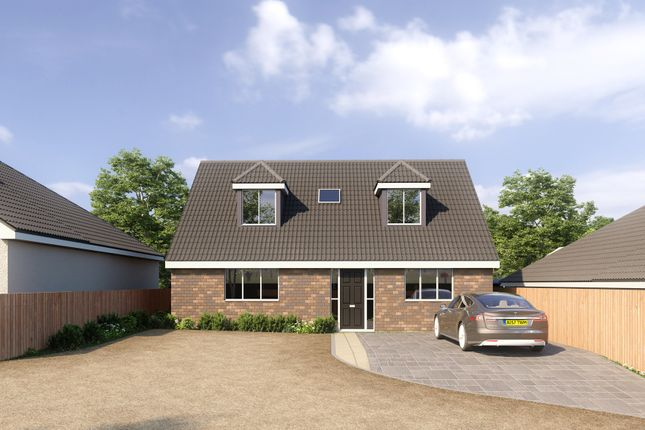 Thumbnail Bungalow for sale in Church Hill, Ramsey, Harwich