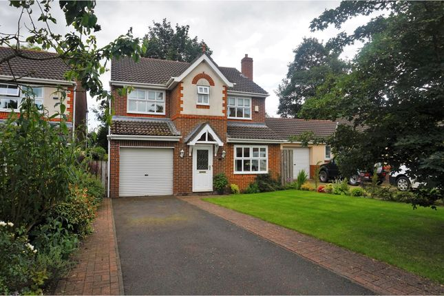 Thumbnail Detached house for sale in Church View, Morpeth
