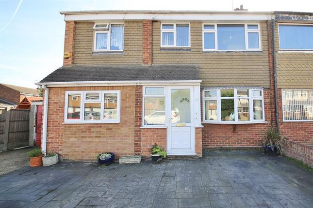 Thumbnail End terrace house for sale in Pelham Place, Stanford-Le-Hope