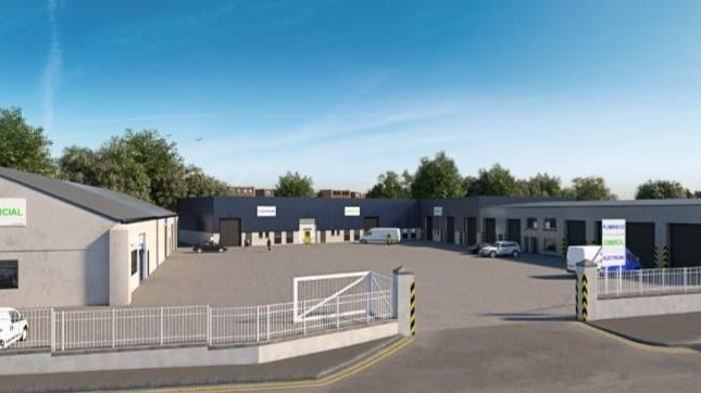 Thumbnail Light industrial for sale in Belmont Gardens, Ashgrove Road, Aberdeen