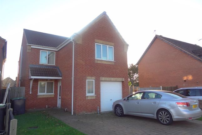 Thumbnail Detached house for sale in Westbeck, Ruskington, Sleaford