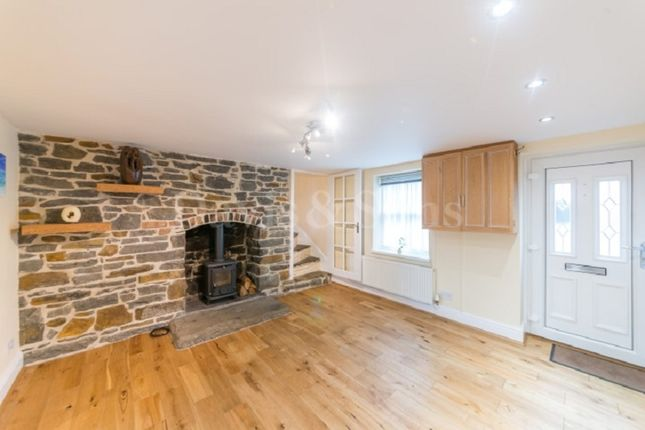 Thumbnail Terraced house for sale in Tregwilym Road, Rogerstone, Newport.