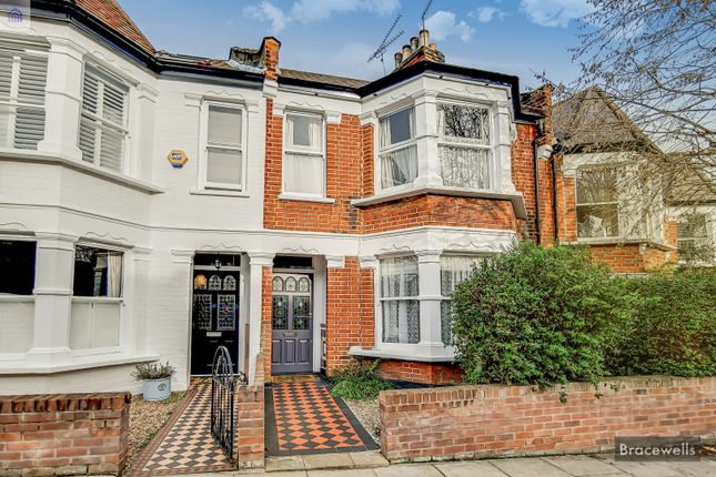 Thumbnail Terraced house for sale in Victoria Road, Alexandra Palace