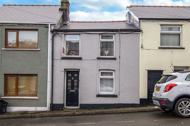 Thumbnail Terraced house for sale in George Street, Brynmawr, Ebbw Vale, Gwent
