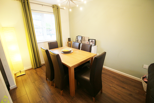 Dining Area of Anderby Place, Westhoughton BL5