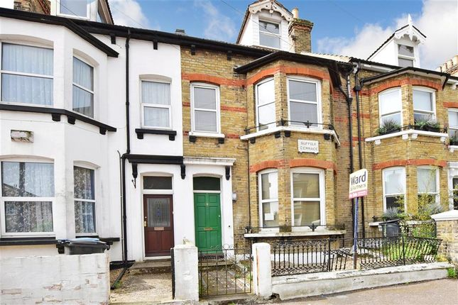 Thumbnail Terraced house for sale in Crescent Road, Ramsgate, Kent