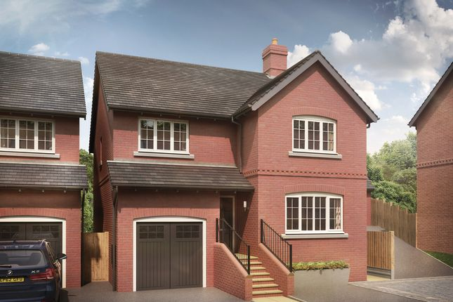 "Thumbnail Property for sale in ""The Canterbury"" at Police Cottages, Blythe Road, Coleshill, Birmingham"