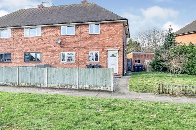 Thumbnail Maisonette to rent in Old Oscott Lane, Birmingham