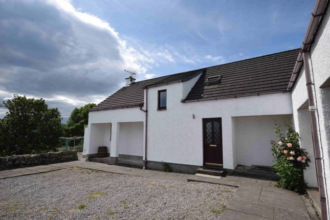 Thumbnail Cottage to rent in Altassmore, Lairg, Sutherland