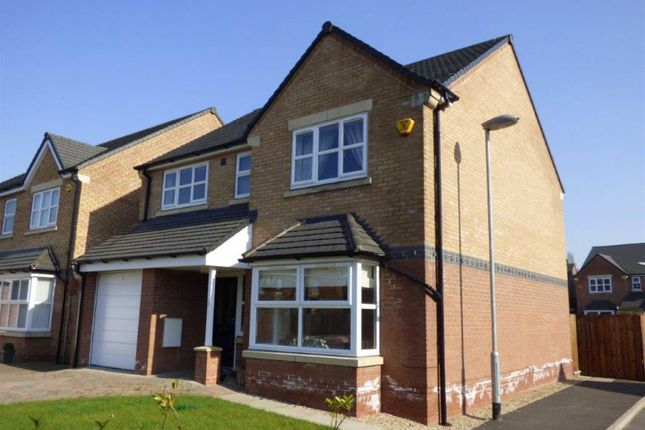 Thumbnail Detached house for sale in Oak Croft, Holderness Road, Hull