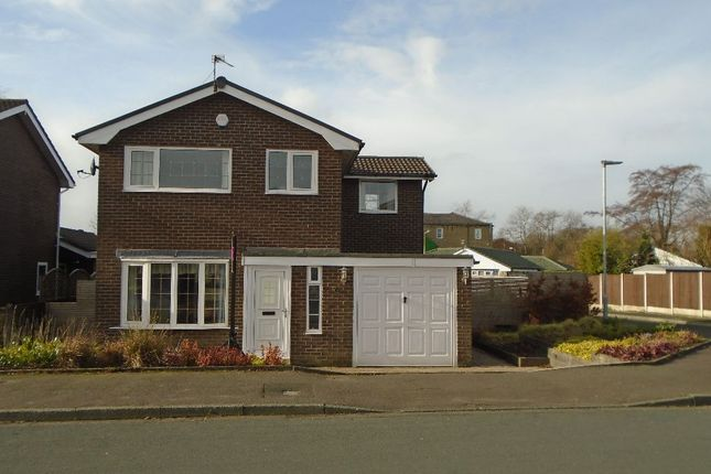 Thumbnail Detached house to rent in Rudgwick Drive, Bury