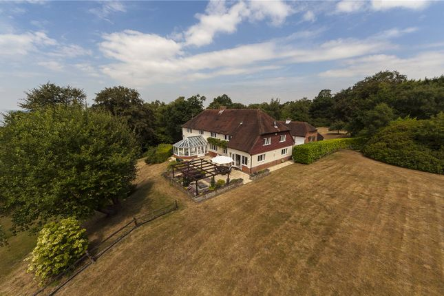 Thumbnail Detached house for sale in Redlands Lane, Ewshot, Farnham