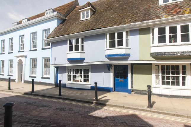 Thumbnail Property for sale in West Street, Faversham