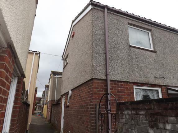 Front of Twenty Acres Road, Southmead, Bristol, City Of Bristol BS10