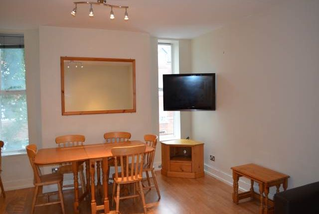 Thumbnail Flat to rent in Flat 5, 53 Osborne Road, Jesmond