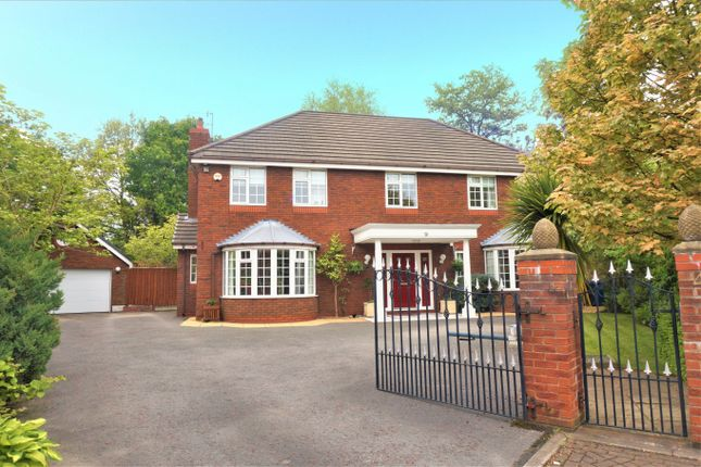 Thumbnail Detached house for sale in Barchester Drive, Aigburth, Liverpool