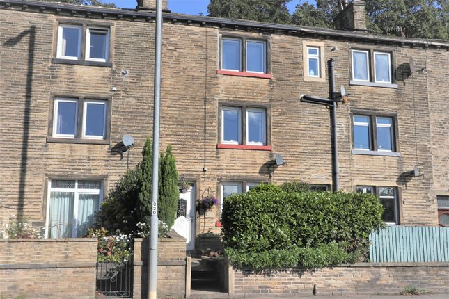 Thumbnail Terraced house for sale in Brampton, Brearley, Luddendenfoot, Halifax
