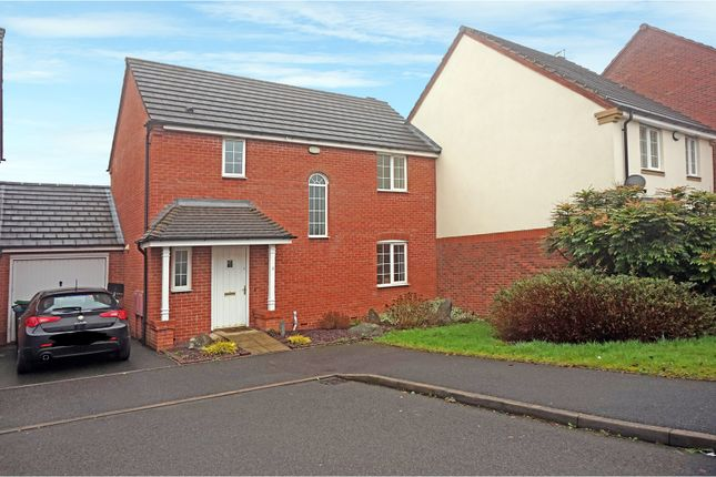Thumbnail Link-detached house for sale in Bowling Green Drive, Smethwick