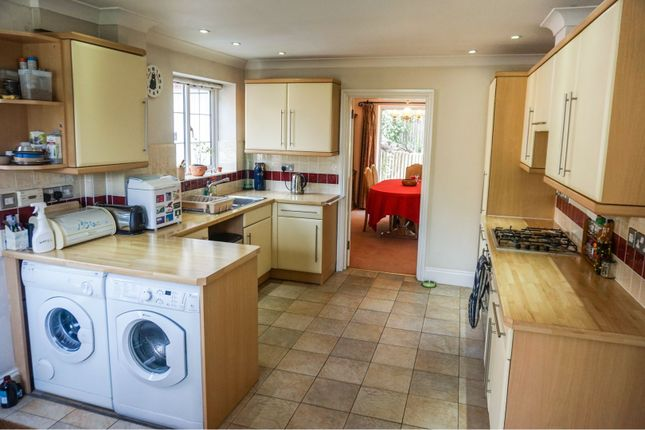 Kitchen of Burrow Hill Place, Bishopstoke Eastleigh SO50