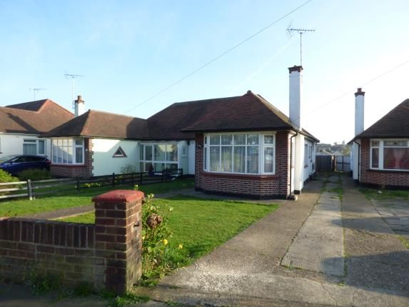 Thumbnail Bungalow for sale in Westcliff-On-Sea, Essex, England