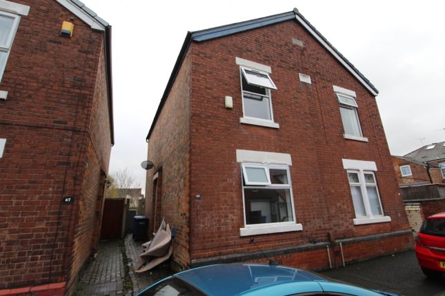 Thumbnail Semi-detached house to rent in Chambers Street, Alvaston, Derby