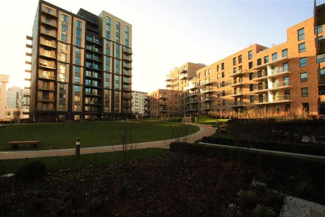 Thumbnail Flat for sale in Belcanto, Alto, North West Village, Wembley, London