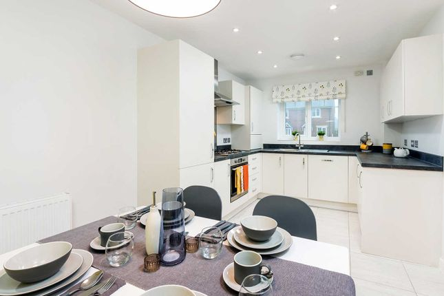 """Typical Kitchen of """"The Eveleigh B"""" at Douglas Crescent, Auckland Park, Bishop Auckland DL14"""