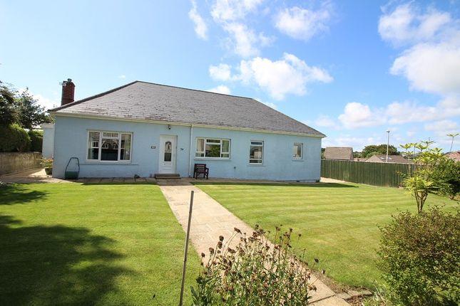 Thumbnail Semi-detached house to rent in Pembroke Road, Haverfordwest, Pembrokeshire.